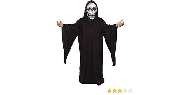 ead2e8f586 Amazon.com  Child s Grim Reaper Costume Size  Youth Small 6-8  Clothing