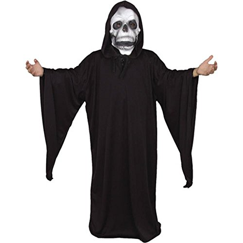 Child's Grim Reaper Costume Size: Youth Small (Scariest Costumes For Sale)
