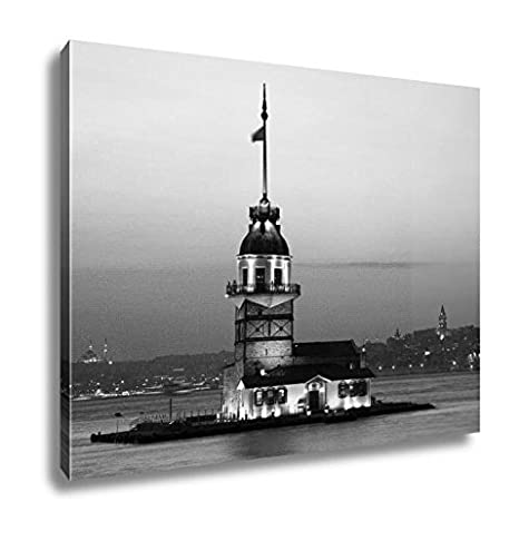 Turkey home office Apartments Ashley Canvas Maidens Tower Kiz Kulesi Istanbul Turkey Home Office Ready To Hang Amazoncom Amazoncom Ashley Canvas Maidens Tower Kiz Kulesi Istanbul Turkey