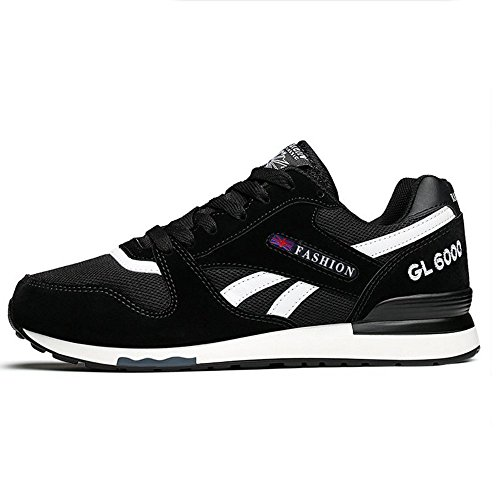black Uomo Trainer Unisex Lace 1 up Melady HTqg0q