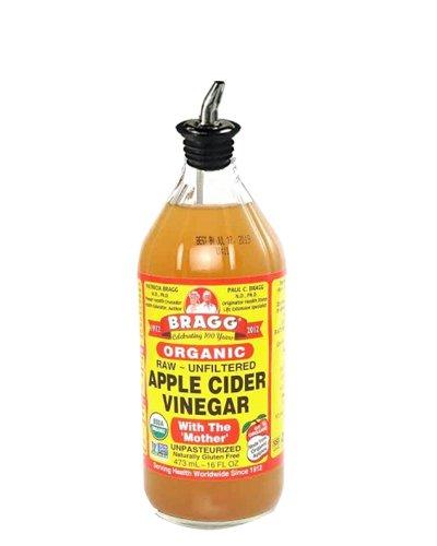 Amazon.com : Bragg Organic Raw Unfiltered Apple Cider