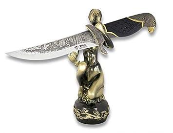 TOLE10 Cuchillo Fantasia Sirenita: Amazon.es: Deportes y ...