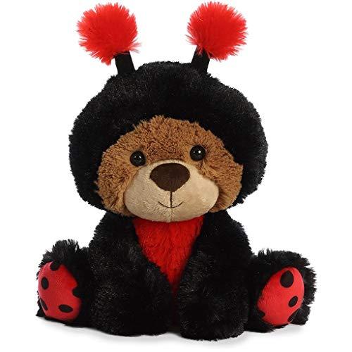 Aurora Lil Benny Ladybug (Stuffed Animals Lady Bug)