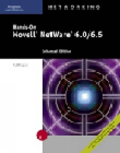 Hands-On Novell NetWare 6.0/6.5, Enhanced Edition by Brand: Course Technology