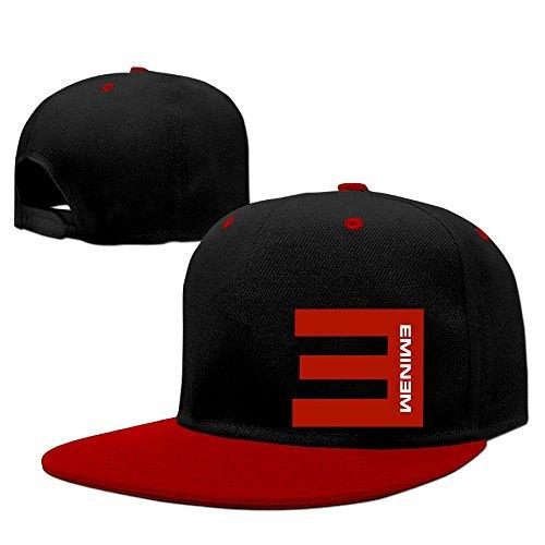 Enghuaquj Eminem Hiphop Baseball Cap (Eminem Cap)