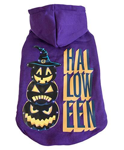 Fashion Designer Costumes For Halloween - PET LIFE 'Happy Snowman' LED Lighting