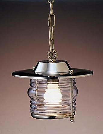 Art. 2058.Lt - Lámpara de techo de estilo marinero de latón ...