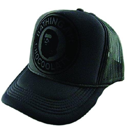 Happy Bathing Ape Trucker Hat Mesh Baseball Cap Adjustable - Buy Online in  KSA. Apparel products in Saudi Arabia. See Prices 3dd7438ee9a9