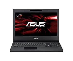ASUS G74SX-XC1 Republic of Gamers 17.3-Inch Laptop (Black)