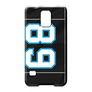 samsung galaxy s5 Slim Bumper Snap On Hard Cases Covers phone carrying skins carolina panthers nfl football