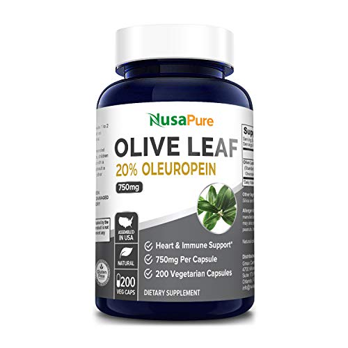 Olive Leaf Extract 20%