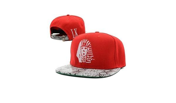 Last Kings LK Snapback Cap Gorra Snake Snakeskin Hat Tisa Obey ...
