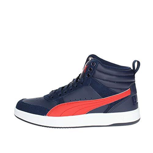 363916 Blu Sneakers Puma Alta 06 Bambino g7FFwBnP