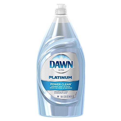 dawn dishwashing platinum - 8