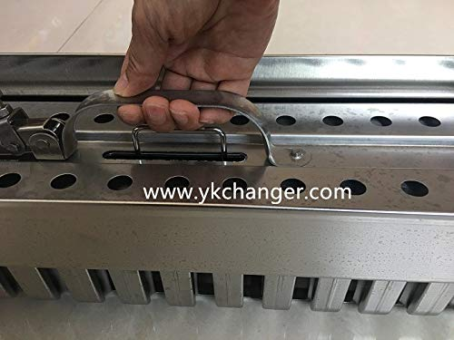 Baoblaze 2 Pieces Front Fork Guides Clamp Holder for Kawasaki KDX200 250 KLX250 300 650