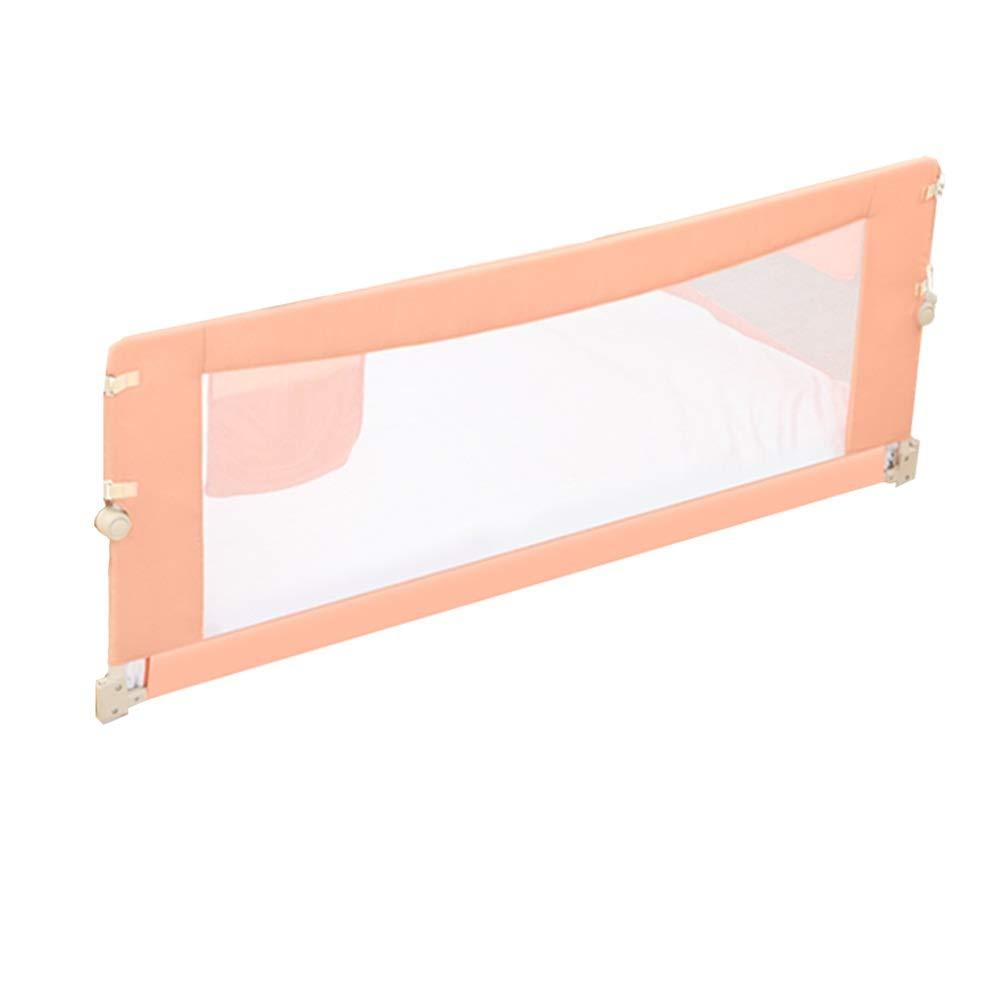 XIAOMEI,ベッドフェンス 幼児用ベッドレールベビーベッド用ベッドレールシングルベッド用ベッドレールディープマットレス用幼児用幼児安全ベッドレール 家庭、屋外で使用されます (Color : Orange, Size : 1.5m) 1.5m Orange B07R1NG5QJ