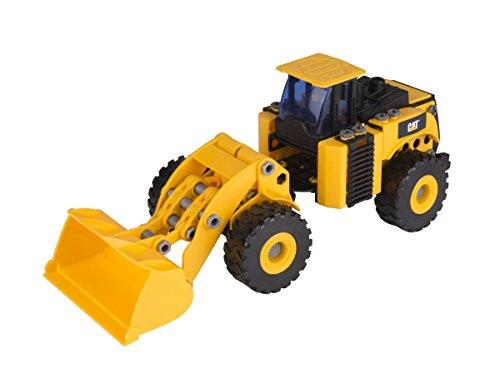 Toy Estado Caterpillar Cat máquina eléctrica Apprentice Wheel Loader construcción construcción vehículo