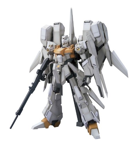 Bandai Hobby ReZEL Type-C Defenser A+B Unit/GR Master Grade 1/100 Gundam Unicorn Action Figure