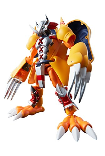 Bandai Tamashii Nations Digivolving Spirits 01 Wargreymon(Agumon) Digimon Adventure Action Figure