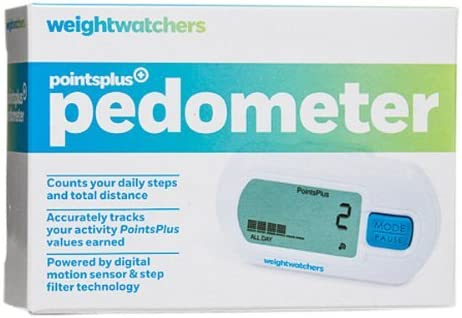 Weight Watchers Diet Points plus 360 Pedometer 2013
