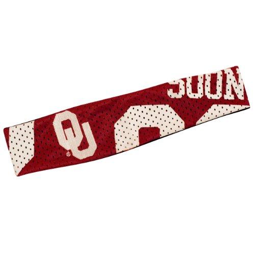 Oklahoma Sooners Jersey Material - 2
