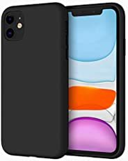 JETech Silicone Case for iPhone 11 (2019) 6.1-Inch, Silky-Soft Touch Full-Body Protective Case, Shockproof Cov