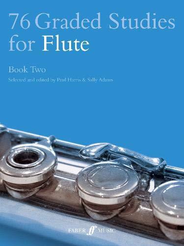 - 76 Graded Studies for Flute, Bk 2 (Faber Edition)