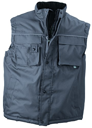 Gilé Ed Resistente Carbon Workwear Vest Imbottito OzOrq