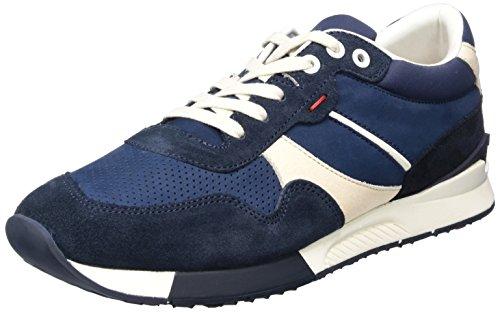 Lloyd Herren Edlow Sneaker Blau (marine)