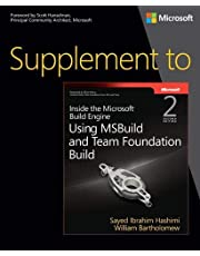 Supplement to Inside the Microsoft Build Engine: Using MSBuild and Team Foundation Build (2nd Edition)