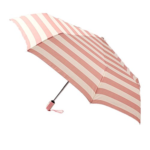 beatiful-pink-and-white-stripes-pattern-automatic-folding-travel-umbrella