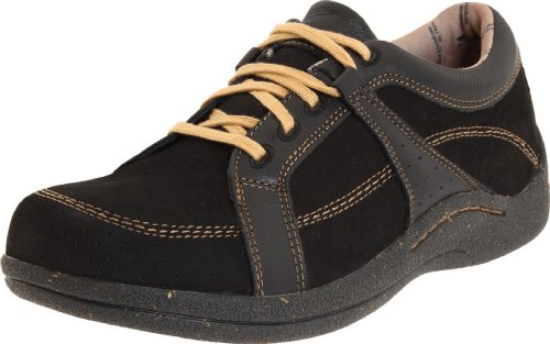 Leather Nubuck Black Drew Women's Geneva Up Lace Shoe naCaBwvqZ