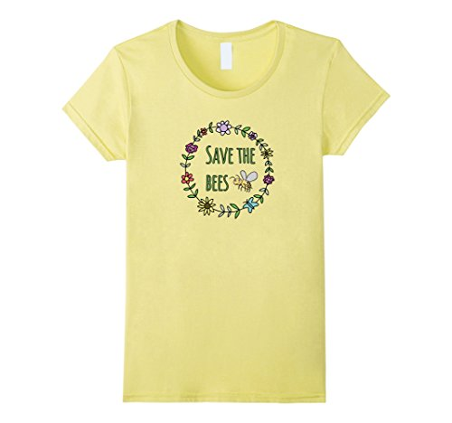 Womens Save The Bees