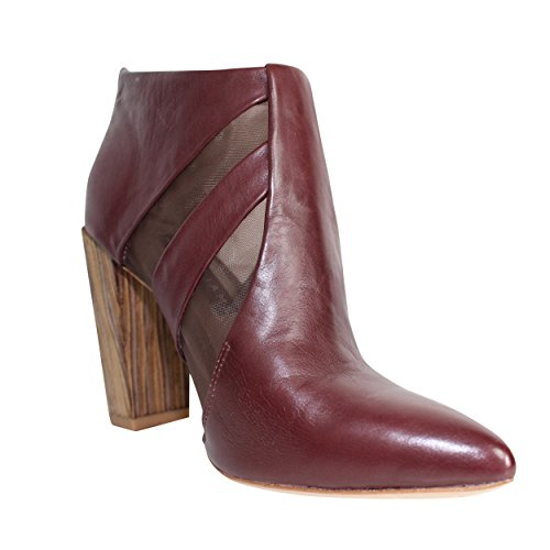 Crosby Burgundy Womens Ankle H Boot Williams qWROOUEx
