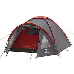 JUSTCAMP Scott 4 Tente de Camping 4 Places (300 x 245 x 125 cm)