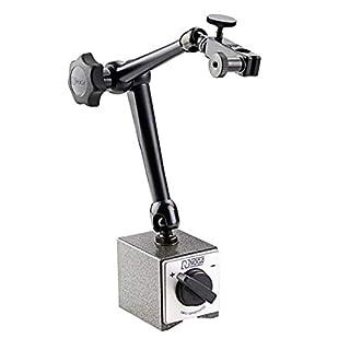 Noga DG1033 Dial Gage Magnetic Base w/Plastic Fine Adjust
