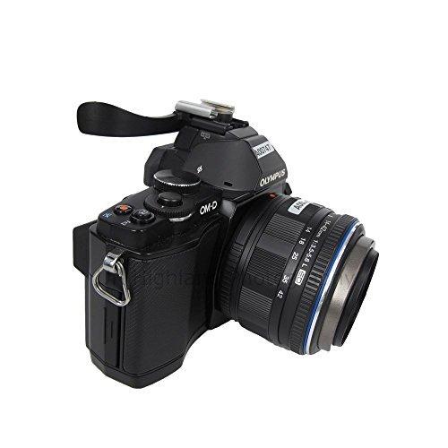 Metal Camera Finger Handle Thumb Grip Button for Canon EOS M M2 Sony RX1 RX1R Fuji X-PRO1 XE1 XE2 X100 X100S X10 X20 XM1