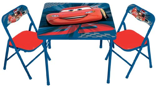 Disney Cars Howetown Heroes Activity Table (Disney Cars Table)