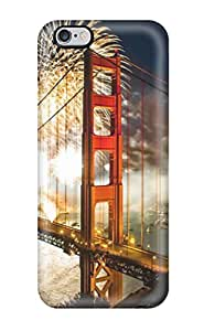 CaseyKBrown QjNlhxf12600iJeBv Case Cover Iphone 6 Plus Protective Case Golden Gate Bridge