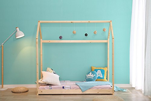 Wood Child Bed 2