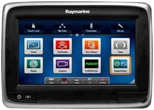 Raymarine ray-e70166/A75 – Rollo MFD W/WiFi, Mfg # e70166, mulit-function pantalla con pantalla LCD de 7, GPS, Bluetooth. No precargado gráficos.: Amazon.es: Deportes y aire libre