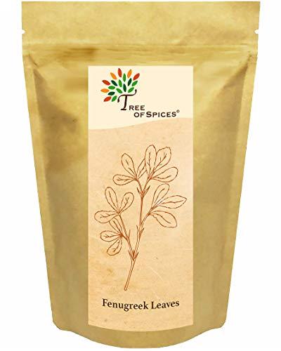 Tree of Spices - Dried Fenugreek Leaves - 25g (0.88oz)