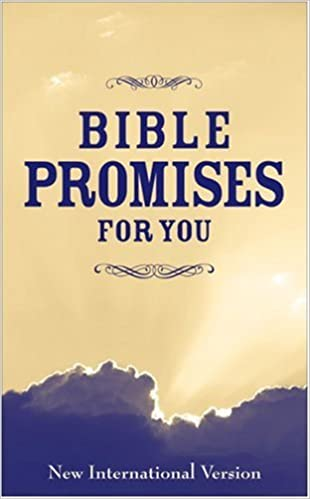 Claiming God's Promises for Yourself