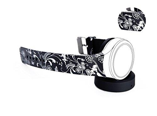 Samsung Gear S2 Band, Getwow Samsung Smartwatch Replacement Band for Samsung Gear S2 Smart Watch SM-R720 (Watch Gear)