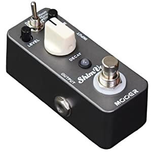 Mooer Baby Tuner Pedale Accordatore Cromatico – ShimVerb Reverb