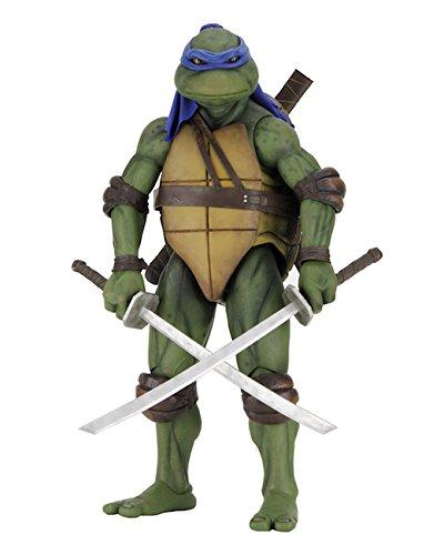 NECA TMNT Leonardo 1:4 Scale Figure (Ninja Turtles Action Figures Neca)