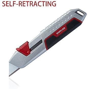 Amazon Com Uline Comfort Grip Auto Retractable Safety