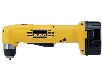 Advanced DeWalt DW966k Right Angle Drill 14 4 Volt 1 x 2 0Ah