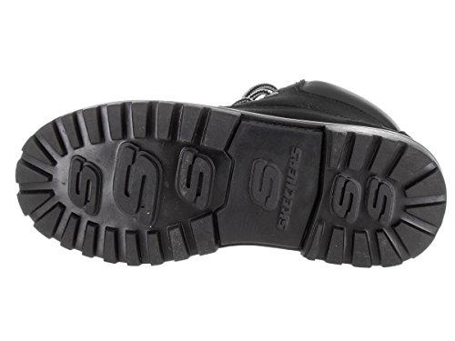 Skechers - Mitigate - 93163LBLK - Farbe: Schwarz - Größe: 27.5