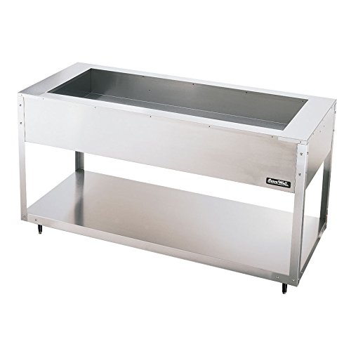 Vollrath (38013) Servewell 3-Pan Cold Food Table by Vollrath